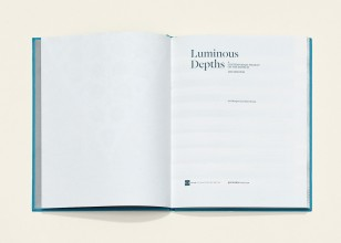 Lee Mingwei Luminous Depths exhibition catalog